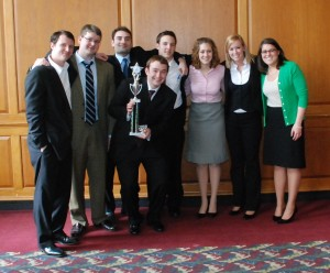 SU Mock Trial Team